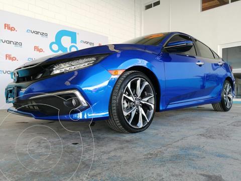 Honda Civic Touring Aut usado (2019) color Azul Acero precio $425,000