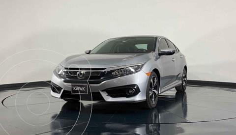 Honda Civic Touring Aut usado (2018) color Plata precio $364,999