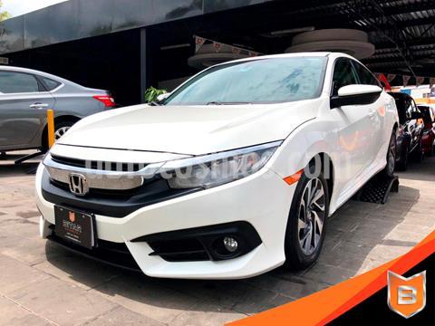 Honda Civic i-Style Aut usado (2018) color Blanco precio $279,900