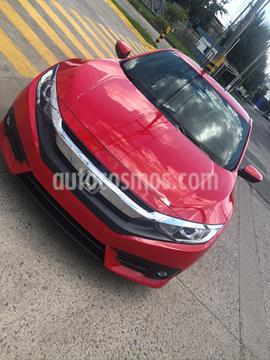 Honda Civic Coupe Turbo Aut usado (2017) color Rojo precio $290,000