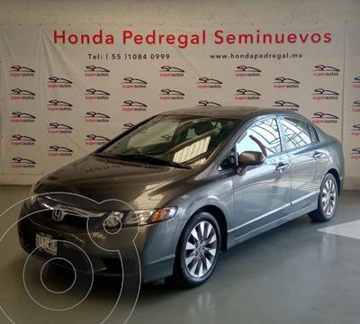 Honda Civic EX 1.8L Aut usado (2009) color Gris precio $115,000