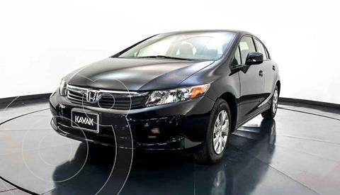 Honda Civic LX 1.8L Aut usado (2012) color Negro precio $152,999