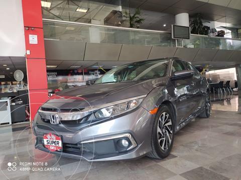 Honda Civic i-Style Aut usado (2019) color Gris precio $359,000