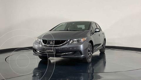 Honda Civic EX Aut usado (2013) color Beige precio $177,999