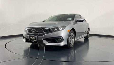Honda Civic i-Style Aut usado (2018) color Plata precio $319,999