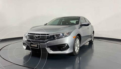 Honda Civic i-Style Aut usado (2018) color Plata precio $317,999