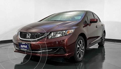 Honda Civic EXL 1.8L Aut NAVI usado (2015) color Blanco precio $234,999