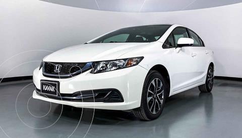Honda Civic EX 1.8L Aut usado (2015) color Blanco precio $224,999