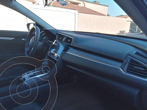 Honda Civic Turbo Aut usado (2016) color Azul precio $121,000
