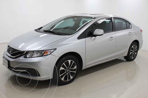 Honda Civic EXL 1.8L Aut NAVI usado (2015) color Plata precio $214,000
