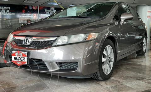 Honda Civic LX 1.8L usado (2011) color Cafe precio $163,000