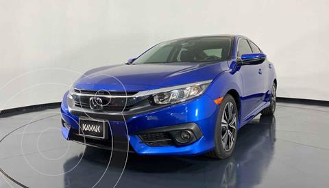 Honda Civic Coupe Turbo Aut usado (2018) color Azul precio $294,999