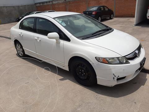 Honda Civic 4 pts. EX Sedan, TM5, QC, RA-16 usado (2010) color Blanco precio $95,000