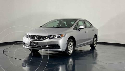 Honda Civic LX 1.8L usado (2013) color Plata precio $164,999