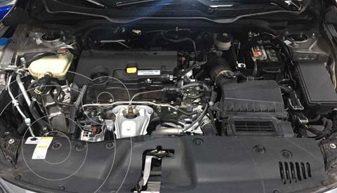 Honda Civic Coupe Turbo Aut usado (2018) color Plata precio $257,999