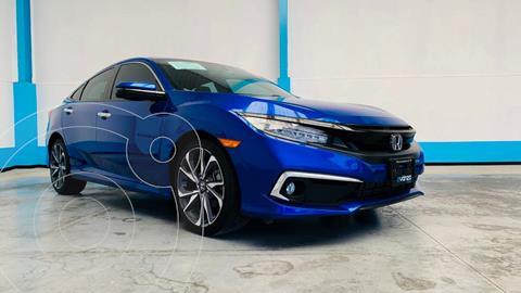 Honda Civic Touring usado (2019) color Azul precio $425,000