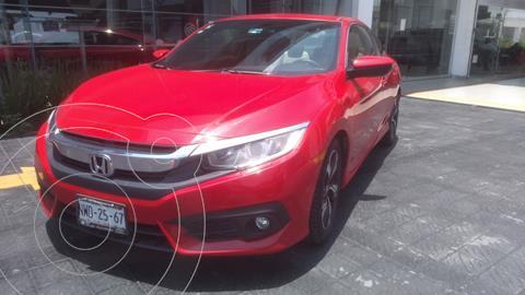 Honda Civic Coupe Turbo Aut usado (2017) color Rojo precio $305,000