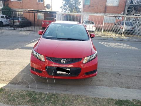 Honda Civic Coupe EX 1.8L Aut usado (2013) color Rojo precio $160,000