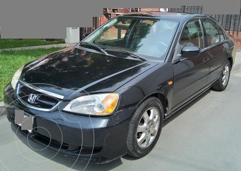 Honda Civic Crx L4,1.6i,16v S 2 1 usado (2003) color Negro precio u$s5,200