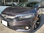 Foto venta Auto usado Honda Civic Touring Aut (2018) color Gris precio $425,000