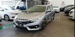 Foto venta Auto usado Honda Civic Touring Aut (2018) color Plata precio $387,000