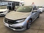 Foto venta Auto usado Honda Civic Touring Aut (2019) color Plata precio $399,000