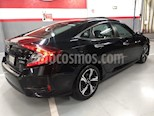 Foto venta Auto usado Honda Civic Touring Aut (2018) color Negro precio $370,000