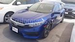 Foto venta Auto usado Honda Civic Turbo Aut color Azul precio $274,000