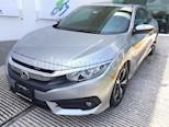 Foto venta Auto usado Honda Civic Turbo Aut (2016) color Plata precio $275,000