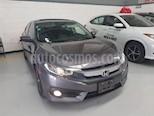 Foto venta Auto Seminuevo Honda Civic Turbo Plus Aut (2017) color Gris precio $320,000