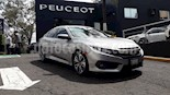 Foto venta Auto usado Honda Civic Turbo Plus Aut (2017) color Plata Diamante precio $319,900