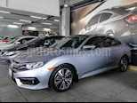 Foto venta Auto usado Honda Civic Turbo Plus Aut color Plata precio $360,000