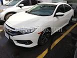 Foto venta Auto usado Honda Civic Turbo Plus Aut (2017) color Blanco Marfil precio $300,000