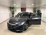 Foto venta Auto usado Honda Civic Turbo Plus Aut (2016) color Acero precio $285,000