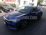 Foto venta Auto usado Honda Civic Turbo Plus Aut color Azul precio $285,000
