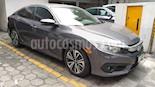 Foto venta Auto usado Honda Civic Turbo Plus Aut (2016) color Gris precio $295,000