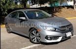 Foto venta Auto Seminuevo Honda Civic Turbo Plus Aut (2016) color Plata precio $305,000