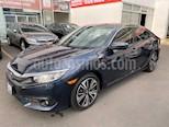 Foto venta Auto usado Honda Civic Turbo Plus Aut (2017) color Azul precio $310,000