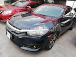 Foto venta Auto usado Honda Civic Turbo Plus Aut (2016) color Azul precio $275,000