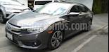 Foto venta Auto usado Honda Civic Turbo Plus Aut (2017) color Gris precio $325,000