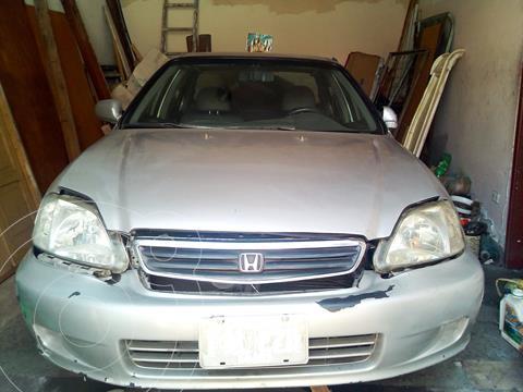 Honda Civic El (5mt) L4,1.5,16v S 1 1 usado (2000) color Plata precio u$s1.250