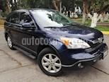 Foto venta Auto usado Honda CR-V 5p EX Aut 4x4 A/A E/E ABS CD B/A (2007) color Azul precio $148,000