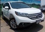 Foto venta Auto usado Honda CR-V 5p EX L4/2.4 Aut (2012) color Blanco precio $219,000