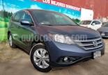 Foto venta Auto usado Honda CR-V 5p EX L4/2.4 Aut color Azul precio $239,000