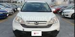 Foto venta Auto Seminuevo Honda CR-V 5p EXL Aut 4x4 A/A E/E ABS CD B/A Q/C (2007) color Blanco precio $147,000