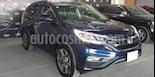 Foto venta Auto usado Honda CR-V 5p EXL L4/2.4 Aut 4WD (2015) color Azul precio $315,000