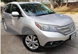Foto venta Auto usado Honda CR-V 5p EXL L4/2.4 Aut (2012) color Plata precio $215,000