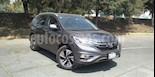Foto venta Auto usado Honda CR-V 5p EXL L4/2.4 Aut (2016) color Gris precio $355,000