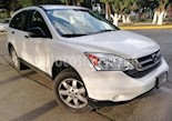 Foto venta Auto usado Honda CR-V 5p LX Aut 4x2 A/A E/E 160 CP (2010) color Blanco precio $145,000