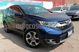 Foto venta Auto usado Honda CR-V 5p Turbo Plus L4/1.5/T Aut (2018) color Azul precio $409,000
